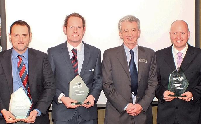 2015 Golf Environment Winners